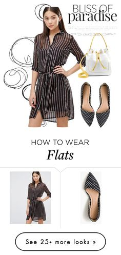 """dress"" by masayuki4499 on Polyvore featuring AX Paris, J.Crew and Draper James"