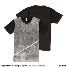 Night of the Walking Gigglers Petroglyph All-Over-Print Shirt - Visually Stunning Graphic T-Shirts By Talented Fashion Designers - #shirts #tshirts #print #mensfashion #apparel #shopping #bargain #sale #outfit #stylish #cool #graphicdesign #trendy #fashion #design #fashiondesign #designer #fashiondesigner #style