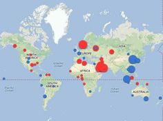 Map Of Every Sovereign Wealth Fund In The World Reveals Trusts In Our Own Backyard We Didn't Know Existed