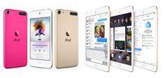 Sabías que iPod Touch o iPad Mini, ¿cuál comprar?
