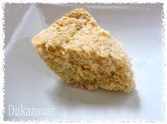 Recetas Dukan - Dukansusi: Bizcocho Dukan de Manzana. Krispie Treats, Rice Krispies, I Foods, Low Carb, Keto, Easy, Desserts, Gym, Pizza Recipes