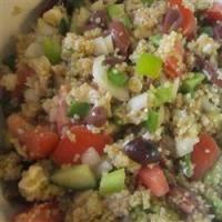 Tone It Up - Recipe Profile - Mediterranean Quinoa Salad