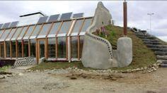 Bio-Arquitectura: casa sustentable