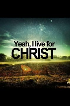 got a problem with that? ... I actually need to try harder at this. Living for Him is more difficult that people think.