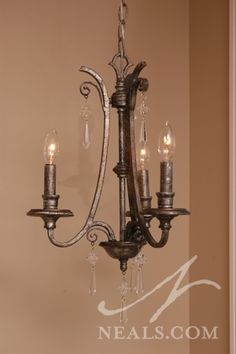 Ikea chandelier 10 candle holder sirlig candelabra cool ideas add a little glamor to the bath with this chandelier over the tub housetrends aloadofball Choice Image