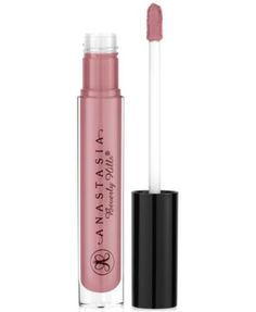 Anastasia Beverly Hills Lip Gloss in pastel pink and undressed