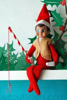 Easy Elf on the Shelf Ideas - 10 Fashions & Accessories Your Elves ...