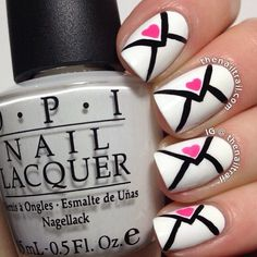 Top 16 Famous Valentine Nail Designs – New Easy Trend For Hom Fashion Manicure - Easy Idea