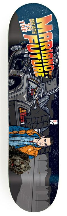 Girl - Guy Mariano Be Kind, Rewind Signature Deck Skateboard Deck Art, Skateboard Design, Skateboard Girl, Vector Characters, Glue Guns, Skate And Destroy, Skate Art, Skate Decks, Boards