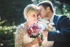 wedding photographer surrey by PiotrWojcik3