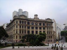 Centro de São Paulo: Centro Cultural Correios de São Paulo. Fotografia de Mônica Yamagawa. Moyarte