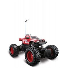 Maisto R/C Rock Crawler Two Motors off-Road Radio Control Truck ,Colors May Vary #Maisto