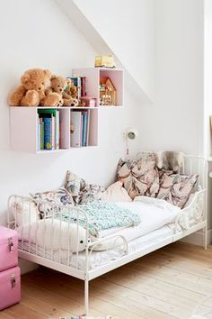 Kidsroom, My Dream Home, Baby Room, Toddler Girl, Sweet Home, Inspiration, Furniture, Home Decor, Tween