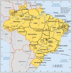Brasil, en el sur de América se caracteriza por ser el país más extenso del continente. Además es una de las pocas naciones de suramérica en las que no se habla español. Actualmente es un destino turístico muy demandado, aunque hay que tener en cuenta que dada su extensión no es fácil recorrer todo el país, y en muchas ocasiones hay que recurrir a los trayectos en avión.