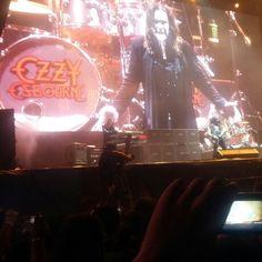OZZY OSBOURNE!!! ARENA ANHEMBI MONSTERS OF ROCK 2015