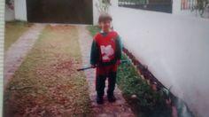 Desde pequeño, ya estaba en mi vida