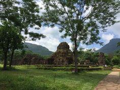 世界遺産 ミーソン遺跡 ベトナム