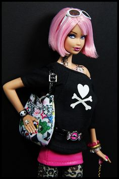 Tokidoki Barbie: I approve of your style