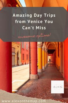 Looking to explore on some day trips from Venice? These 14 different options give you plenty of choices when it comes to experiencing something new in the Veneto. Here are my top choices for day trips from Venice, Italy! #italytravel #venicetips #italy Backpacking Europe, Europe Travel Guide, Italy Travel, Day Trips From Venice, Italian Village, Regions Of Italy, Beautiful Villas, Relaxing Day, Train Rides
