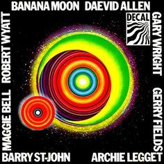 Daevid Allen - Banana Moon (1970 Prog Canterbury)
