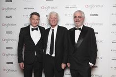 2 - Mike Eley BSC, Roger Deakins BSC ASC and Richard Andry AFC