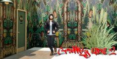 Sims 4 - Graffity Walls Set 2