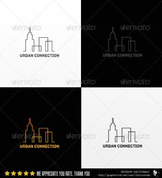 Buy Urban Connection Logo Template by chiccosinalo on GraphicRiver. Urban Connection Logo Template is a great logo design best for urban socialization, linking, groupies and many more, . Letterhead Template, Brochure Template, Logo Templates, Flyer Template, Abstract Logo, Geometric Logo, Abstract City, Cool Business Cards, Business Card Logo