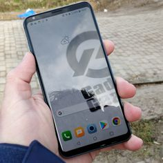 Check: Review: LG V30 (Android Smartphone)