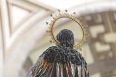 Mexico City, Mexico The Metropolitan Cathedral of the Assumption of Mary statue 2 by rjsnyc2, via Flickr