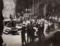 Marian Anderson December 1954 Metropolitan Opera House, New York, New York Marian Anderson, Leaving A Legacy, A Hundred Years, Metropolitan Opera, Opera Singers, Composers, Conductors, Classical Music, Opera House