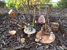 Fairy Garden Accessories | Fairy Garden Furniture, Tools and Accessories ebay ... | Home Ideas
