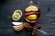 herbata jabłkowa z cynamonem