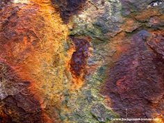 Pitted Rusty Metal