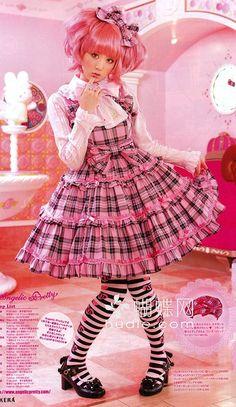 ♥ ロリータ, Sweet Lolita, Fairy Kei, Decora, Lolita, Loli, Gothic Lolita, Pastel Goth, Kawaii, Victorian, Rococo♥