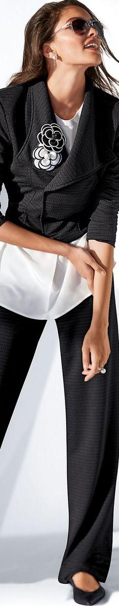 Madeleine Fashion in Black and White Madeleine Fashion, Evening Cocktail, Irina Shayk, Fashion Spring, Elegant Woman, Diaries, Casual Wear, Black Women, Classy