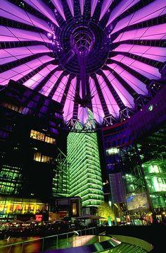 Sony Center, Potsdamer Platz | Berlin.