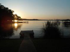 Lake Martin Sunset #lakemartin #lakemartinsunset
