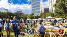 If you love food as much as we do, then make sure to check out these food fests that are happening in Dallas this fall!