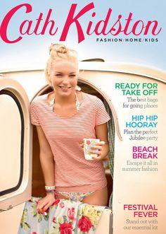 Cath Kidston summer attire