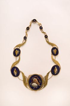 Necklace | Real Laboratorio | V&A Search the Collections