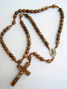 Praying with Rosary Beads is a common practice that has been around for a long time. Many people around the world have different variations of the Rosary.