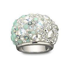 swarovski chic ring