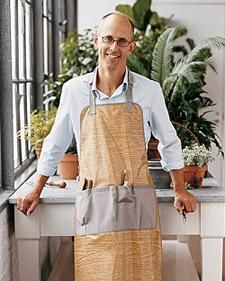 Gardener's Apron- great Father's Day gift