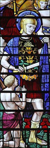 St Martin of Tours (Comper)