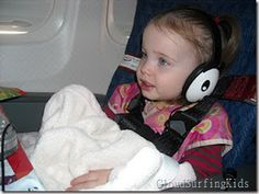 Flying with kids - all the info you need to know from a flight attendant mom!