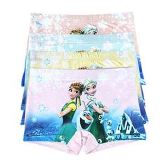Kids Children Underwear Girls 2016 Princess Underwear Kids Panties Girls' Briefs Child Boxer Panties Children Clothing Anna Elsa #>=#>=#>=#>=#> Click on the pin to check out discount price, color, size, shipping, etc. Save and like it!