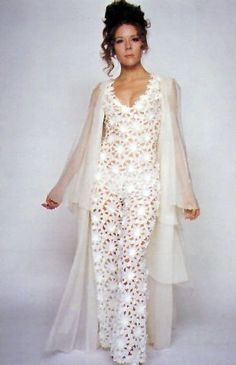Diana Rigg's Wedding Dress in On Her Majesty's Secret Service - Google Search