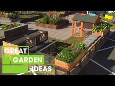 Create The Ultimate Family Garden | Gardening | Great Home Ideas - YouTube