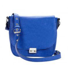 Sequoia Saddle Bag - Cobalt Blue