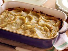 Get Lightened-Up Shepherd's Pie Recipe from Food Network